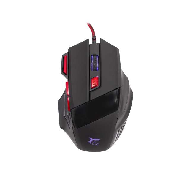Mouse Gaming White Shark GM-1606 Marcus, Zezë / 4800 dpi