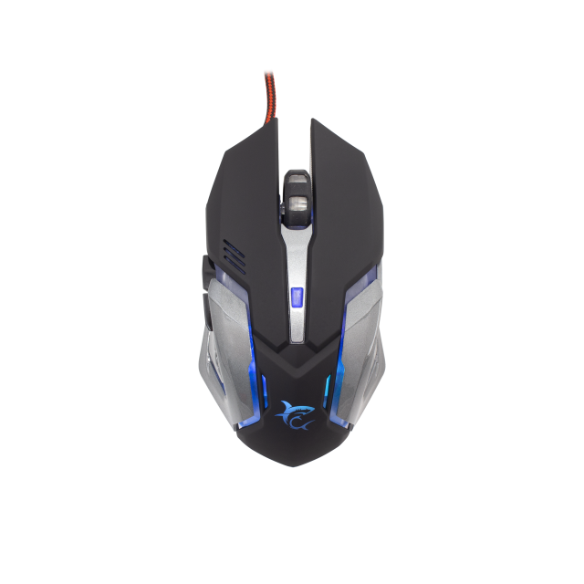Mouse Gaming White Shark GM-1604 Caesar,i zi / 4800 dpi