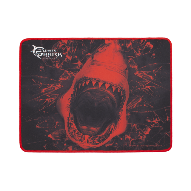 Mousepad White Shark MP-1799 SKY WALKER  L 40 x 30cm