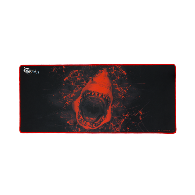 Mousepad White Shark MP-1899 SKY WALKER L 80 x 35cm