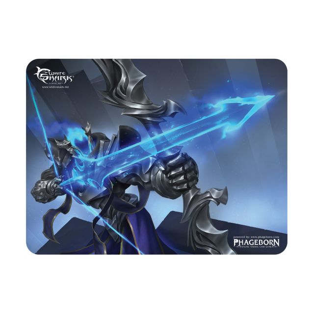 Mousepad White Shark 40x30cm MP-1894 ARCANE SENTRY