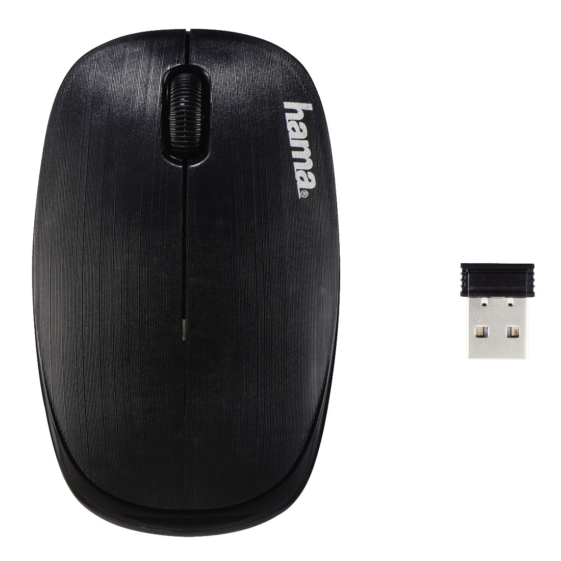 "Hama ""AM-8000"" Wireless Optical Mouse i zi"