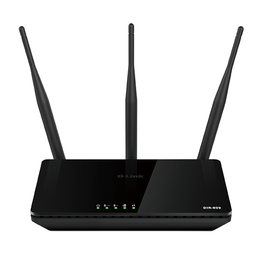 Router D-Link Wireless AC750 , Dual Band, DIR809